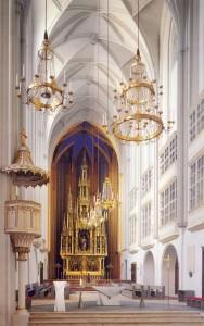 Augustinerkirche, Presbyterium | © Augustiner Wien