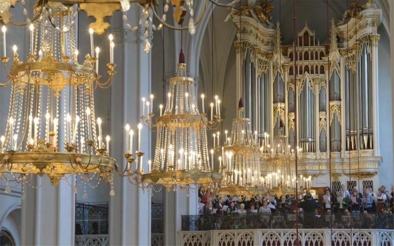 Chor von St. Augustin | © Augustiner Wien | Foto: Franz Josef Rupprecht