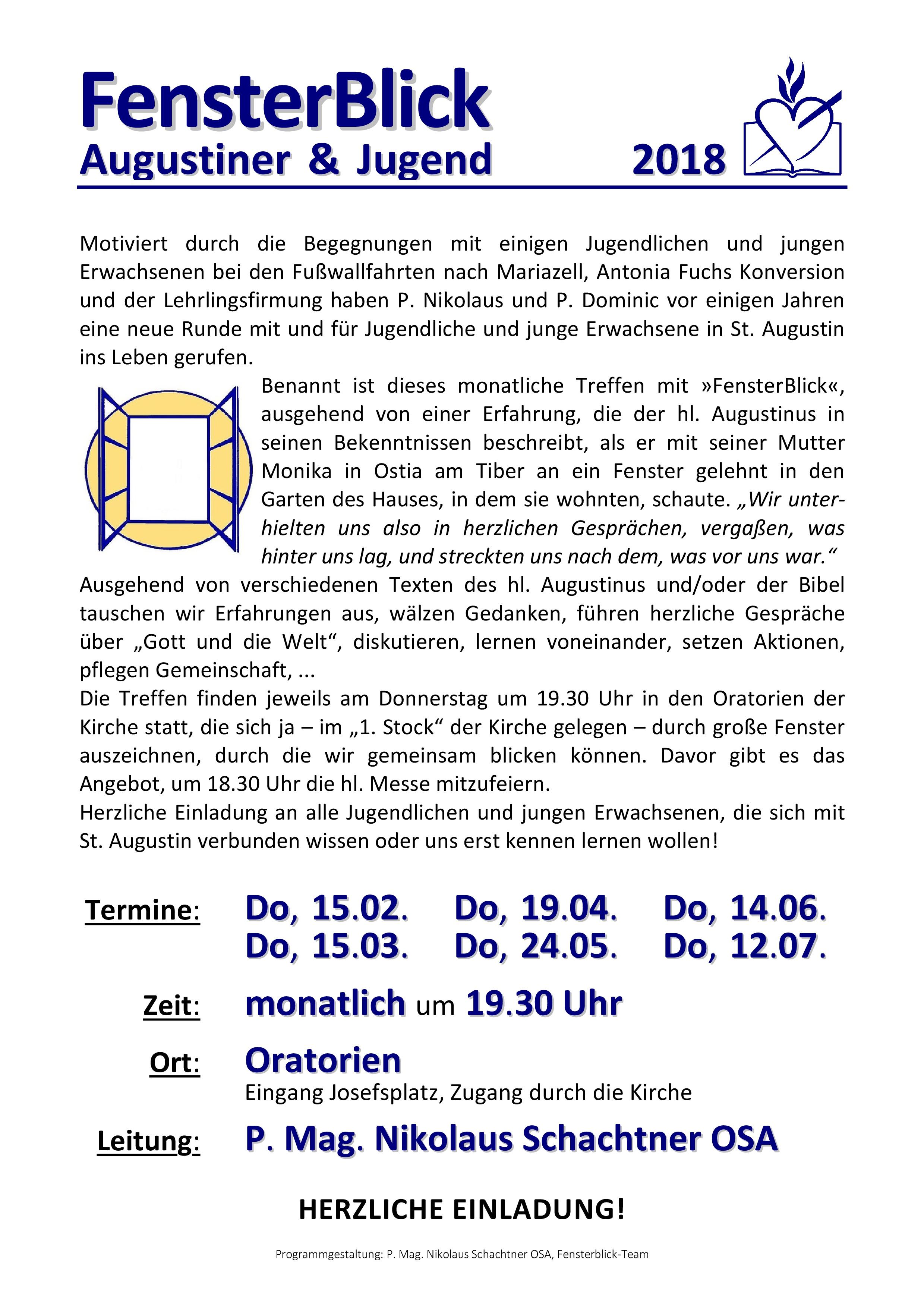Fensterblick 2018-1