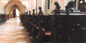 Augustinerkirche, Kirchenbänke | © Augustiner Wien