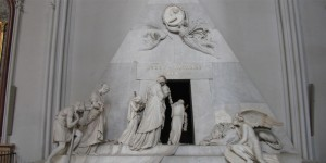 Augustinerkirche, Canova-Denkmal | © Augustiner Wien
