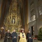 Einkleidung von fr. Lucas | © Augustiner Wien | Foto: Franz Josef Rupprecht