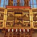 24.-29.04.2017: Auf den Spuren Martin Luthers Flügelaltar in der Augustiner & Reglergemeinde Erfurt
