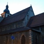 24.-29.04.2017: Auf den Spuren Martin Luthers Regler-Kirche von außen