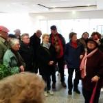 24.-29.04.2017: Auf den Spuren Martin Luthers Stadtführerin Hilde stellt sich vor.