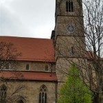 24.-29.04.2017: Auf den Spuren Martin Luthers Erfurter Kaufmannskirche