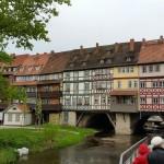 24.-29.04.2017: Auf den Spuren Martin Luthers Krämerbrücke in Erfurt