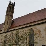 24.-29.04.2017: Auf den Spuren Martin Luthers Die Augustinerkirche Erfurt