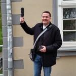 24.-29.04.2017: Auf den Spuren Martin Luthers Ja, auch in Erfurt gibt es eine Augustinerstraße - allerdings fehlen hier die Augustiner ;-)