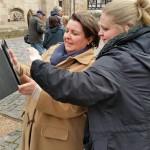 24.-29.04.2017: Auf den Spuren Martin Luthers Gemeinsam schaffen sie es ;-)